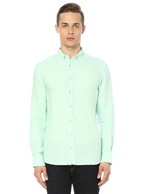Gravitas Uzun Kollu Gömlek Yeşil